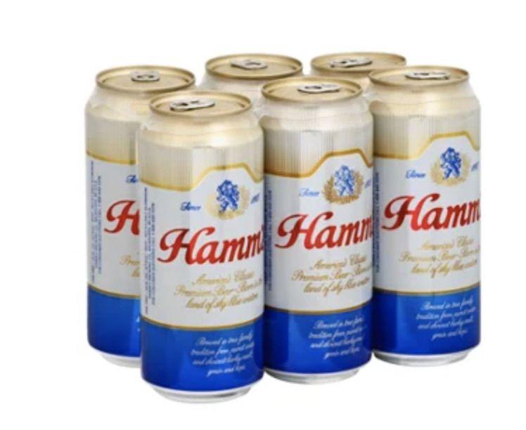 Hamm's 6-Pack