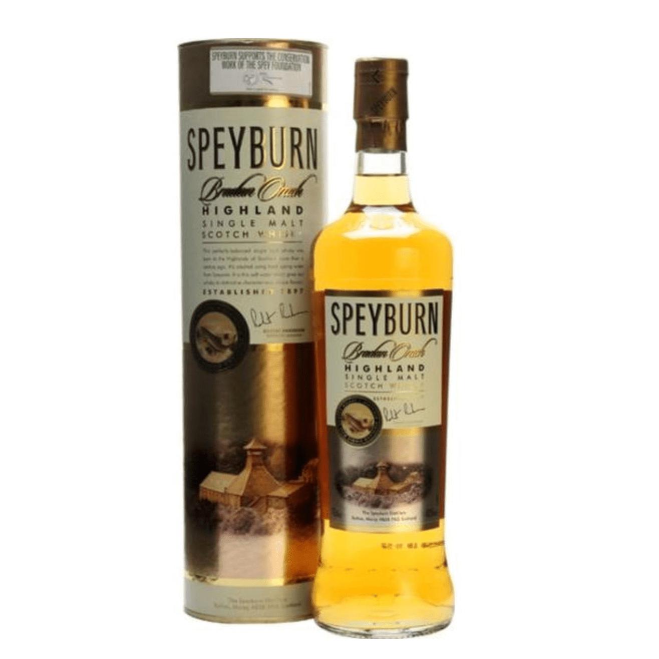 Speyburn Bradan Orach Single Malt Scotch Whisky
