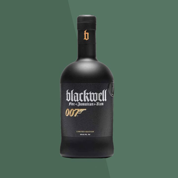 007 Limited Edition Blackwell Fine Jamaican Rum