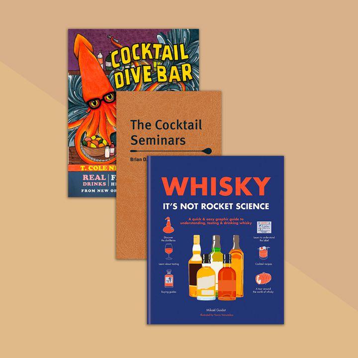 Visual bar books