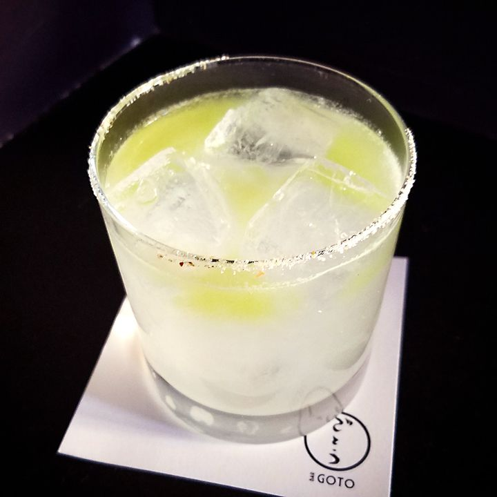 Koji-San cocktail