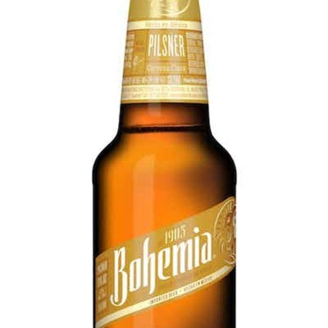 Cervecería Cuauhtémoc Moctezuma Bohemia Clásica