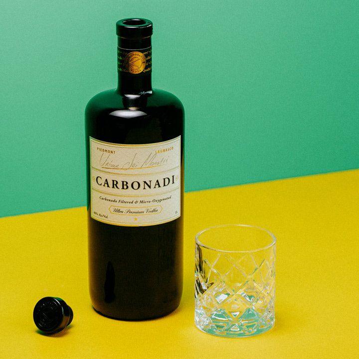 Carbonadi bottle