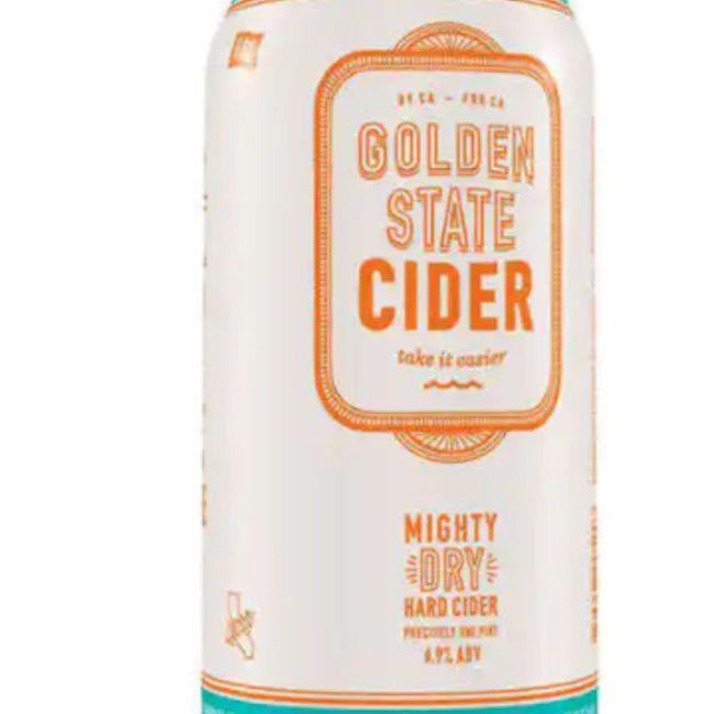 Golden State Mighty Dry Cider