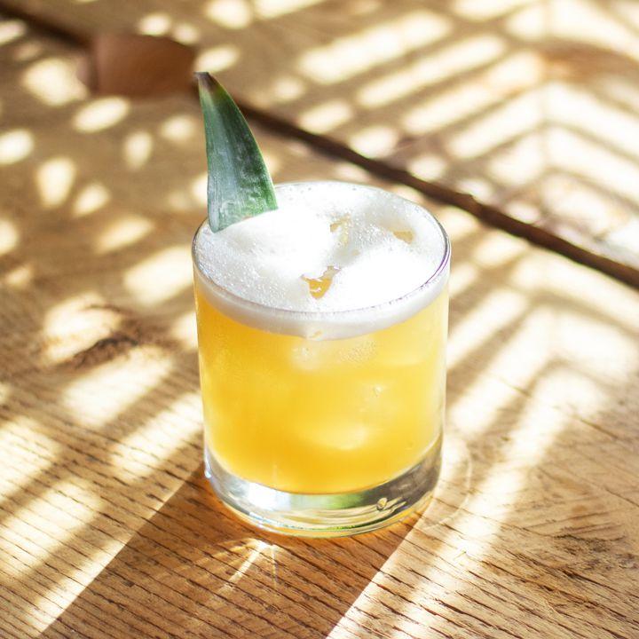 Island Oasis cocktail