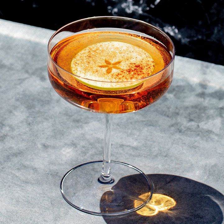Apple Press cocktail