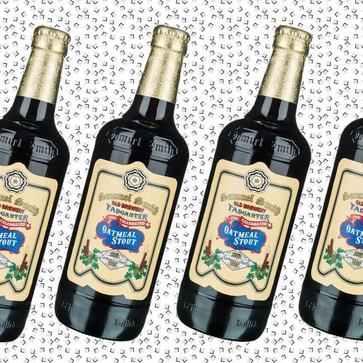 Samuel Smith Oatmeal Stout bottle