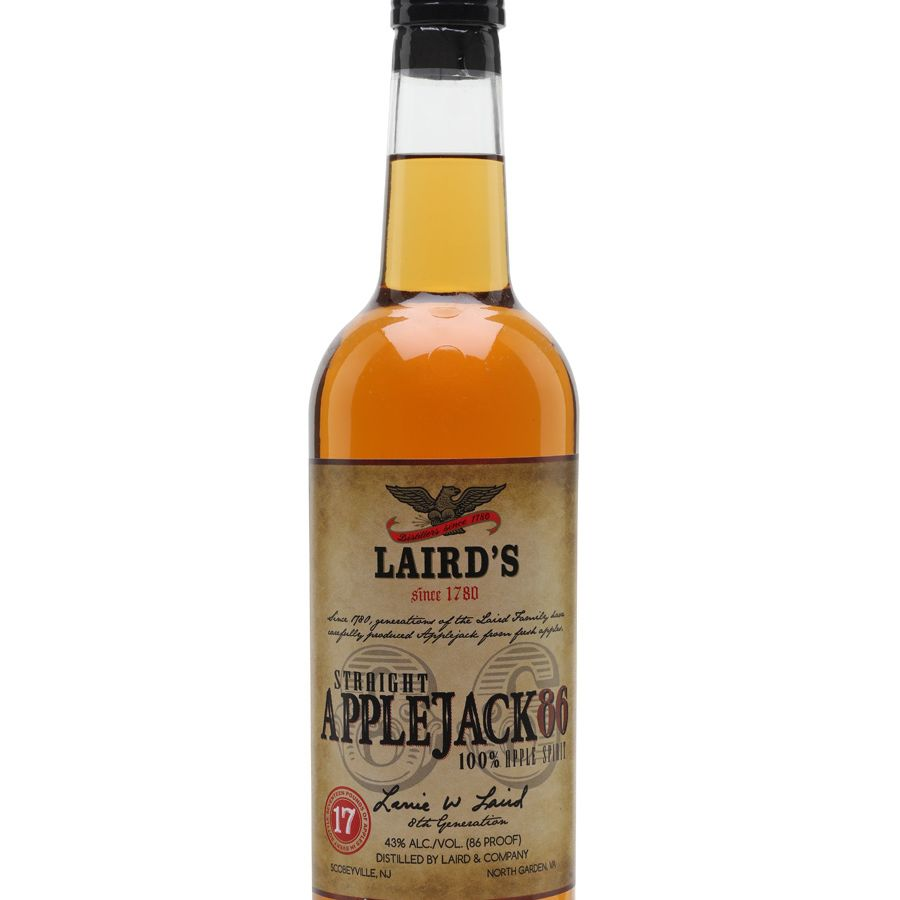 Laird's Straight 86 proof