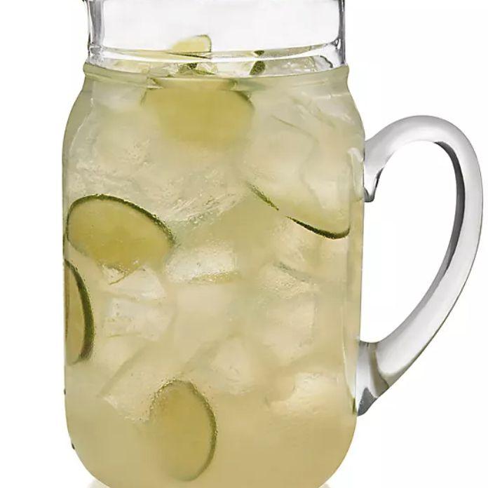 Libbey Glass 82 oz. Jar Pitcher