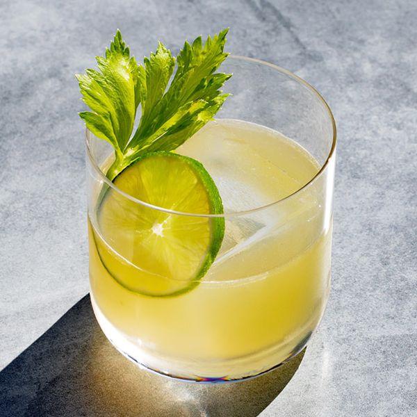 Celery Daisy cocktail