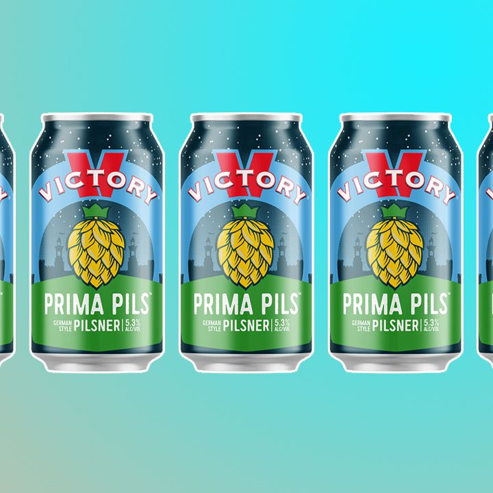 Victory Brewing Co. Prima Pils