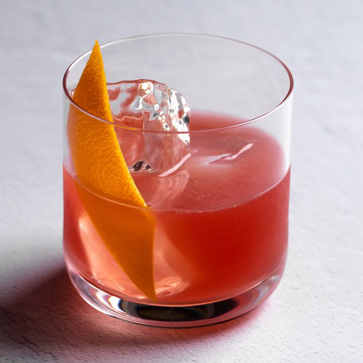 Pom Blood Orange Old Fashioned