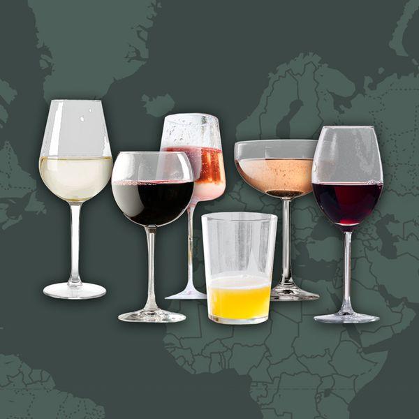 Trendy wines