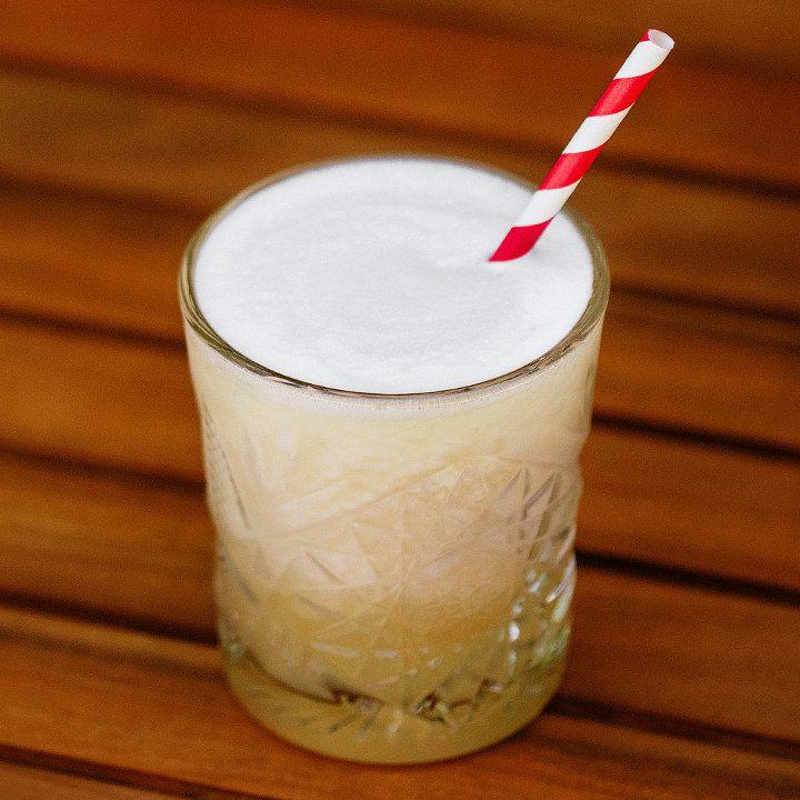 Tasman Sea cocktail