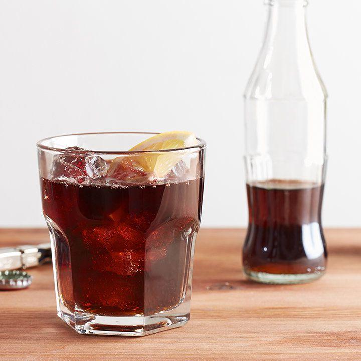 Kalimotxo cocktail