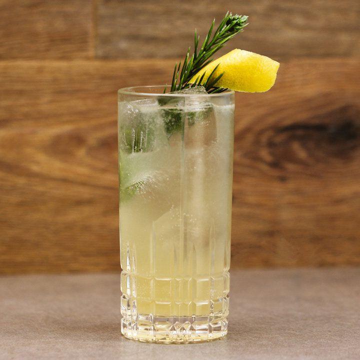 Forest Sprit cocktail