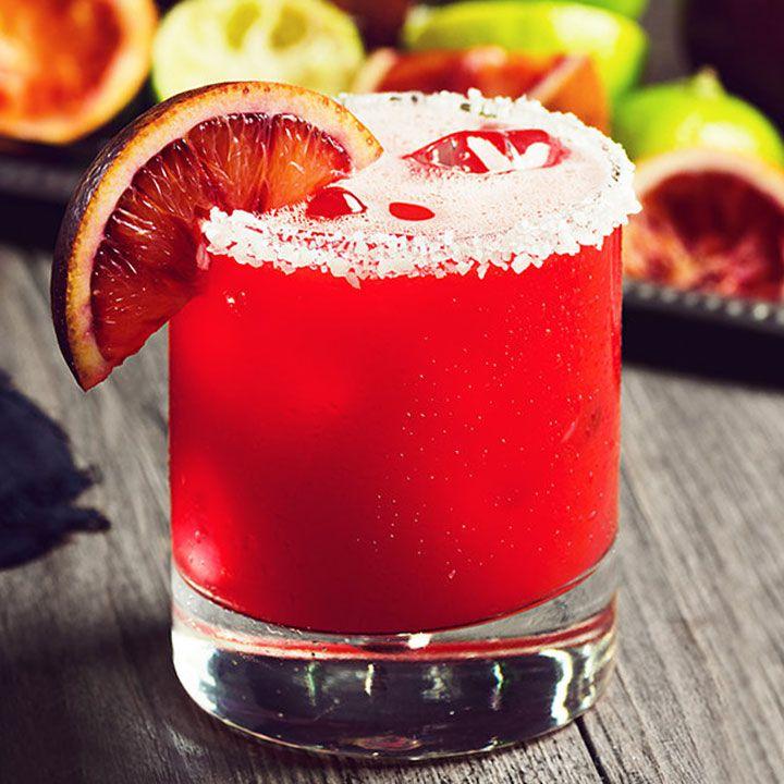 Blood Orange Margarita Cocktail Recipe