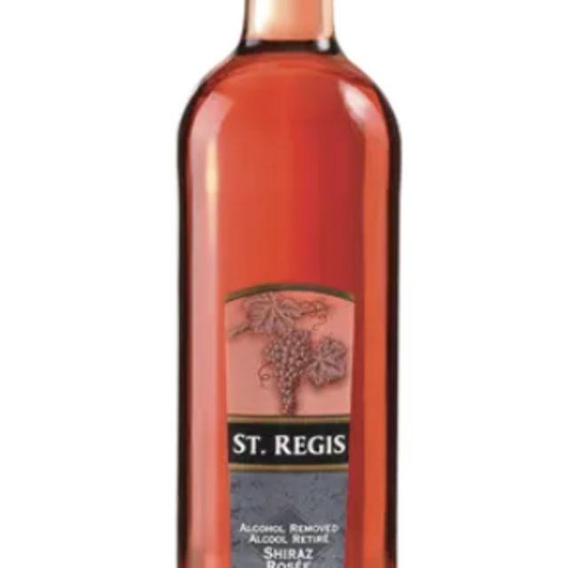 St. Regis Non-Alcoholic Shiraz Rosé