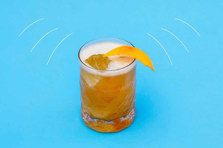 DOM Benedictine cocktail