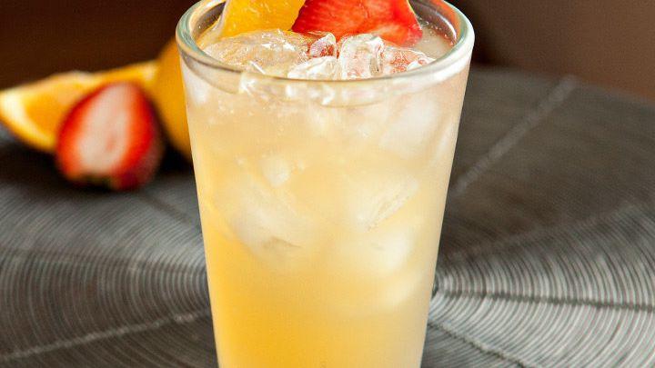 Boston Rum Punch Cocktail Recipe