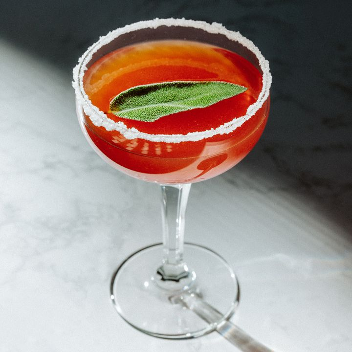 Figgy Smalls cocktail