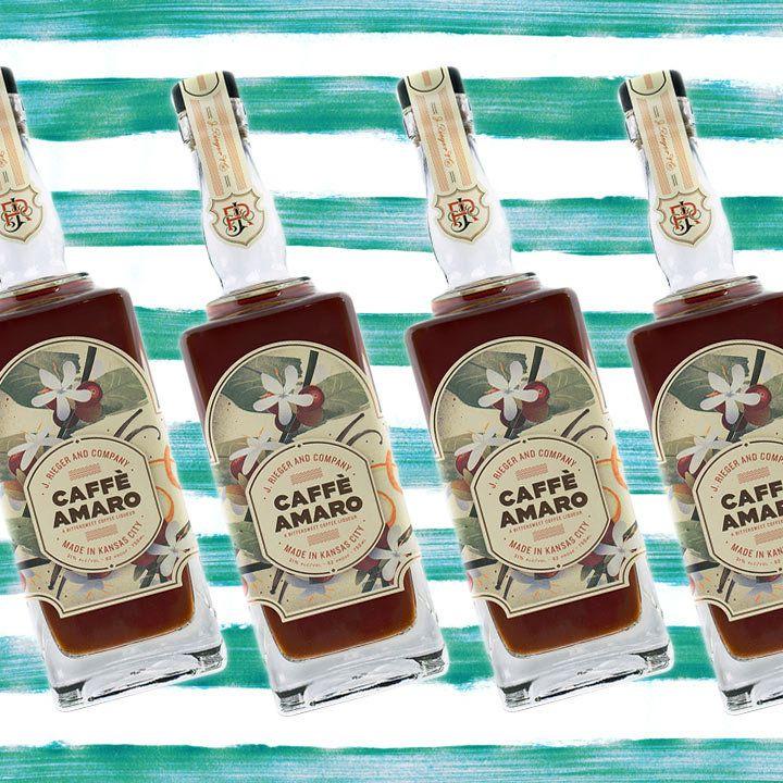 Caffè Amaro bottle