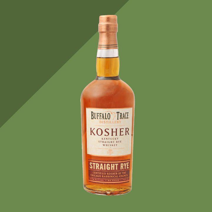 Buffalo Trace Kosher rye