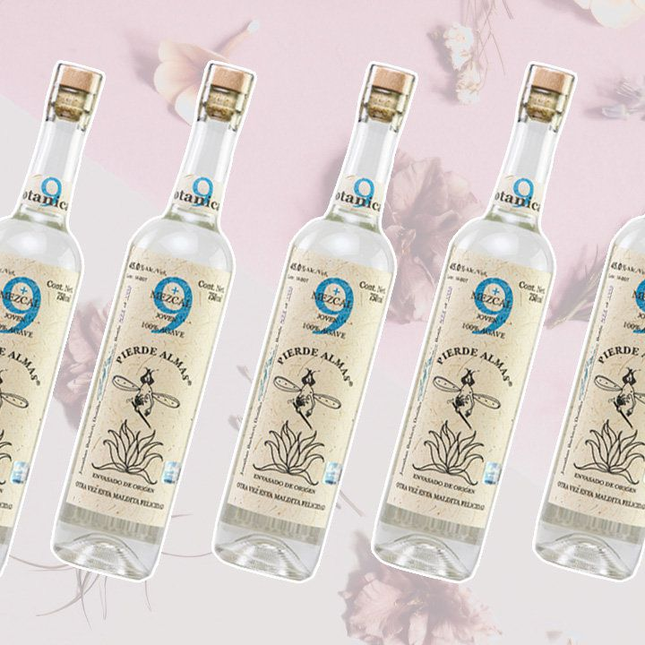 pierde almas +9 mezcal gin