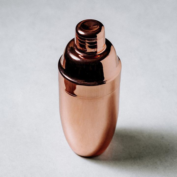 Cocktail Kingdom Usagi Cobbler Shaker - Copper-Plated