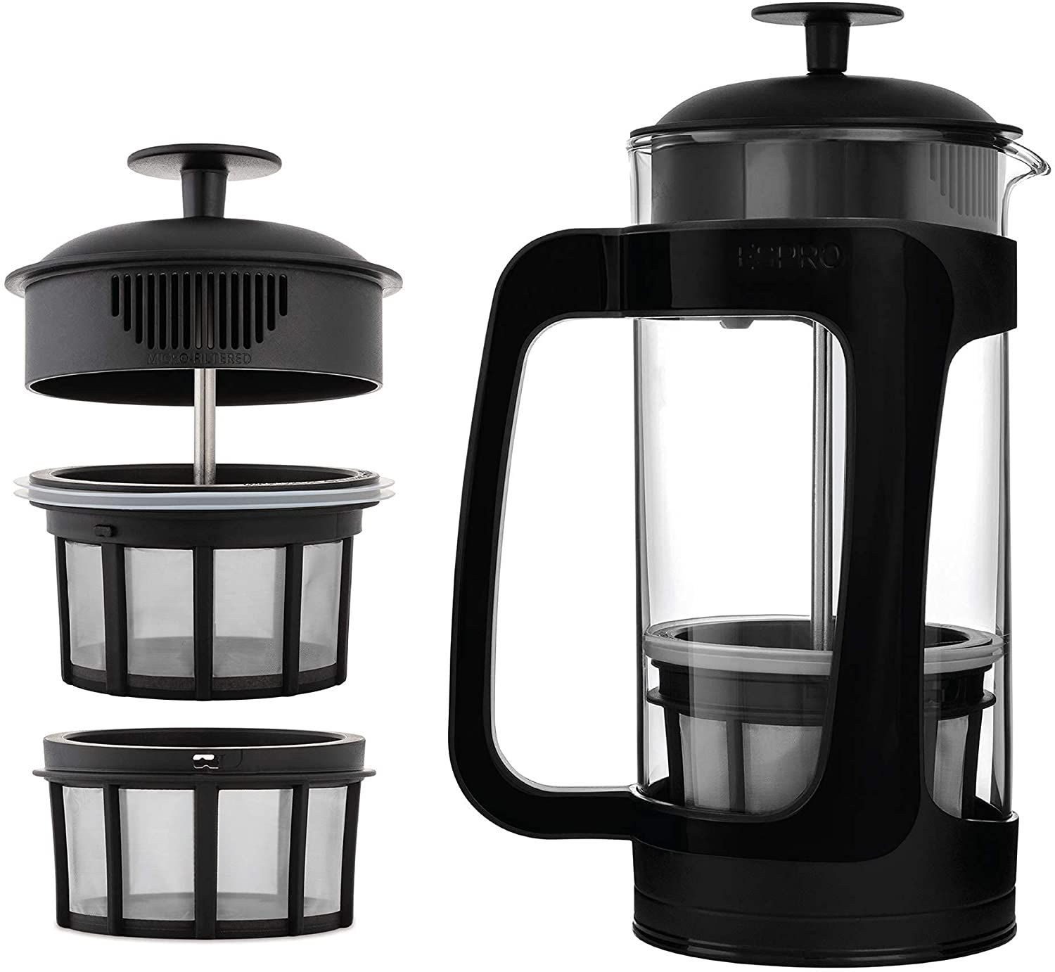 ESPRO Everyday P3 Double Micro-Filtered Coffee French Press