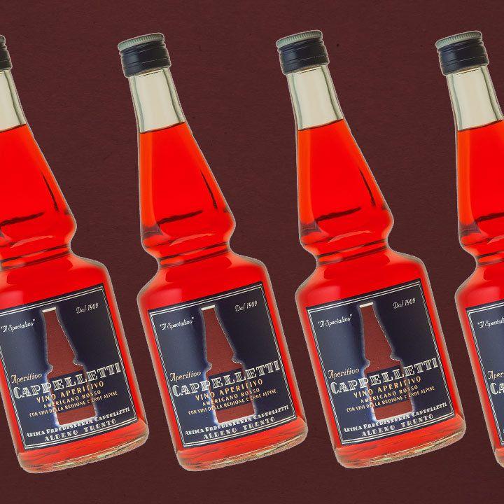 Cappelletti Specialino Aperitivo bottle