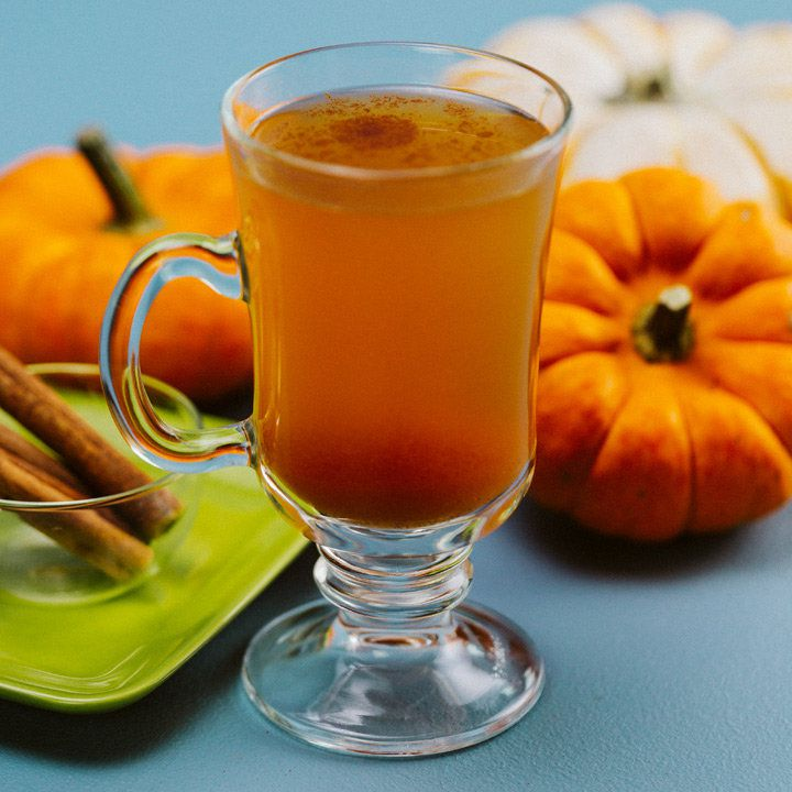 pumpkin toddy cocktail