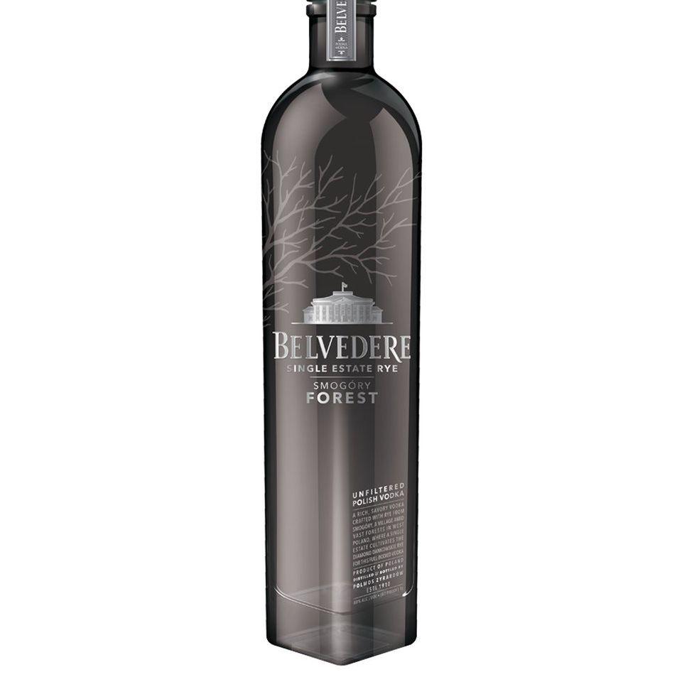 Belvedere 'Smogory Forest Rye Vodka
