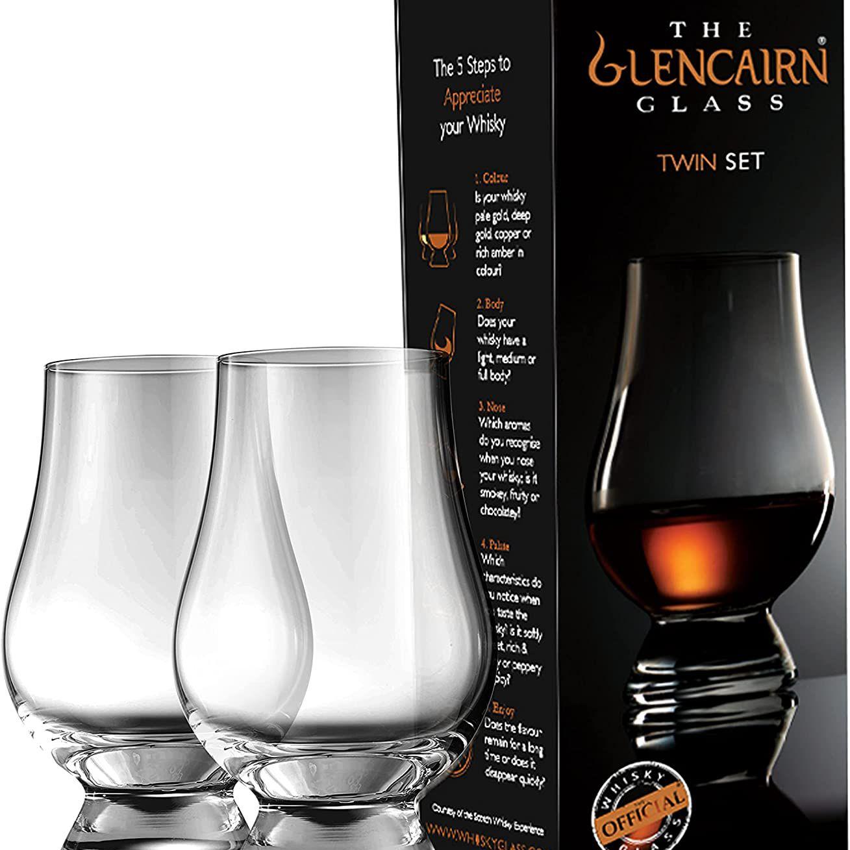 Glencairn Whisky Glass in Gift Carton