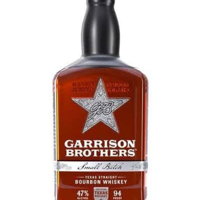 Garrison Brothers Texas Straight Bourbon Whiskey