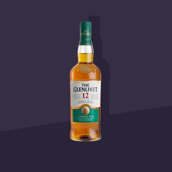 Glenlivet 12 Year Scotch