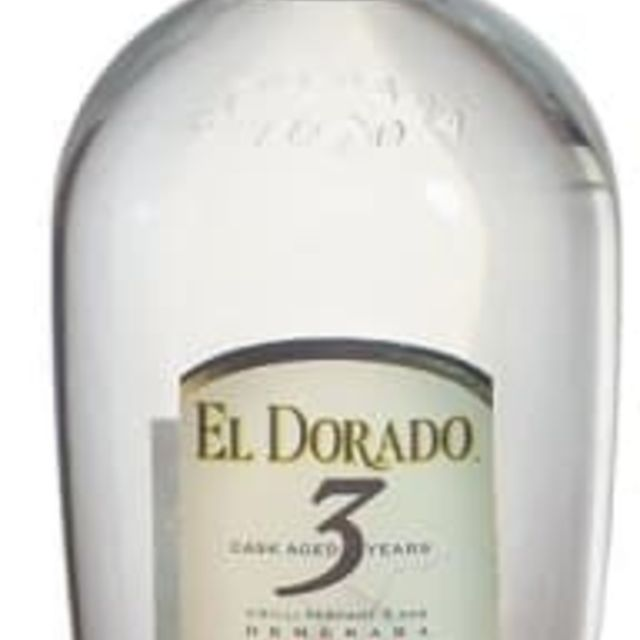El Dorado 3 Year White Rum