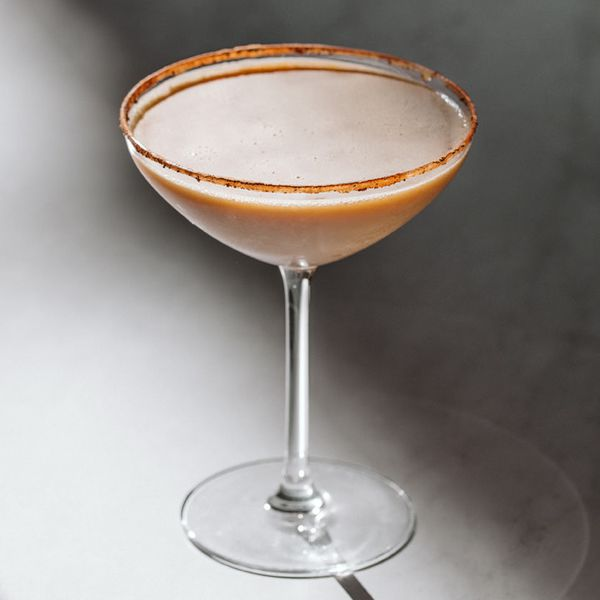 Chocolate Martini cocktail