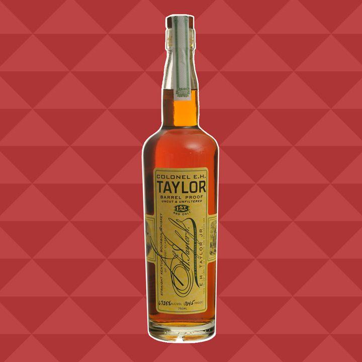 E.H. Taylor Jr. Barrel Proof