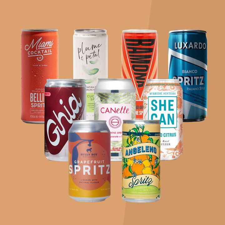 Canned spritzes