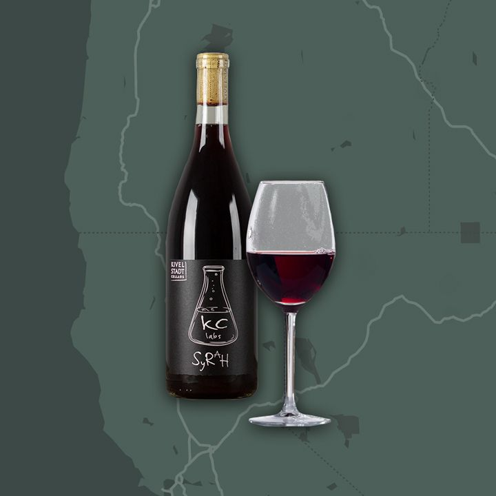 Chillable red wine