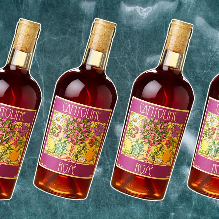capitoline rosé vermouth