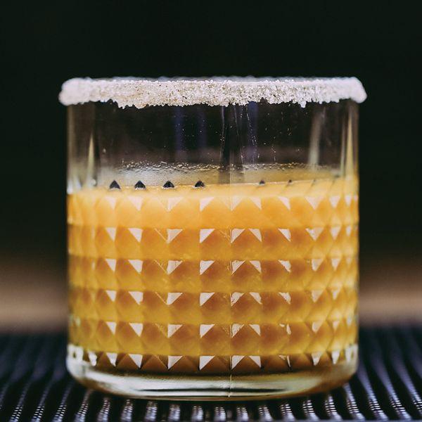 "Butter ""Nut"" Craig Cocktail"