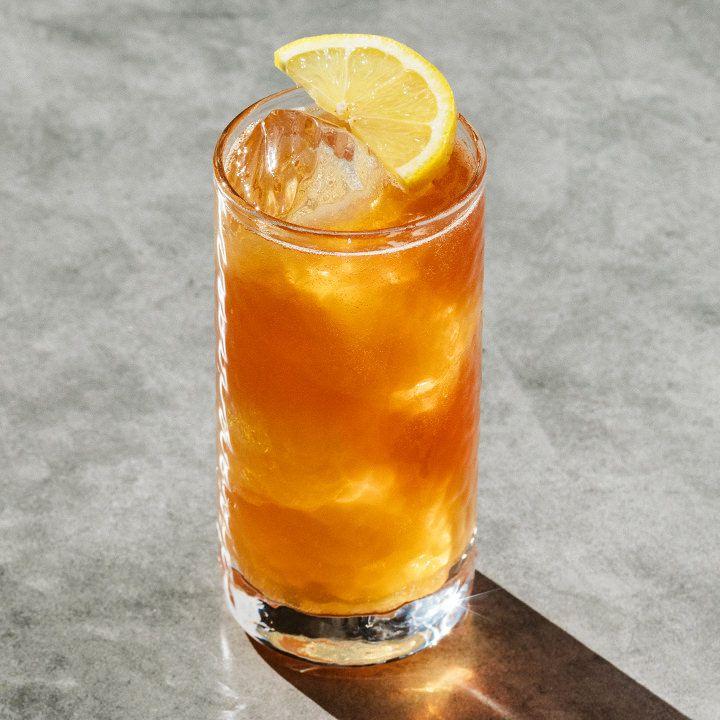 Forbidden Fruit cocktail