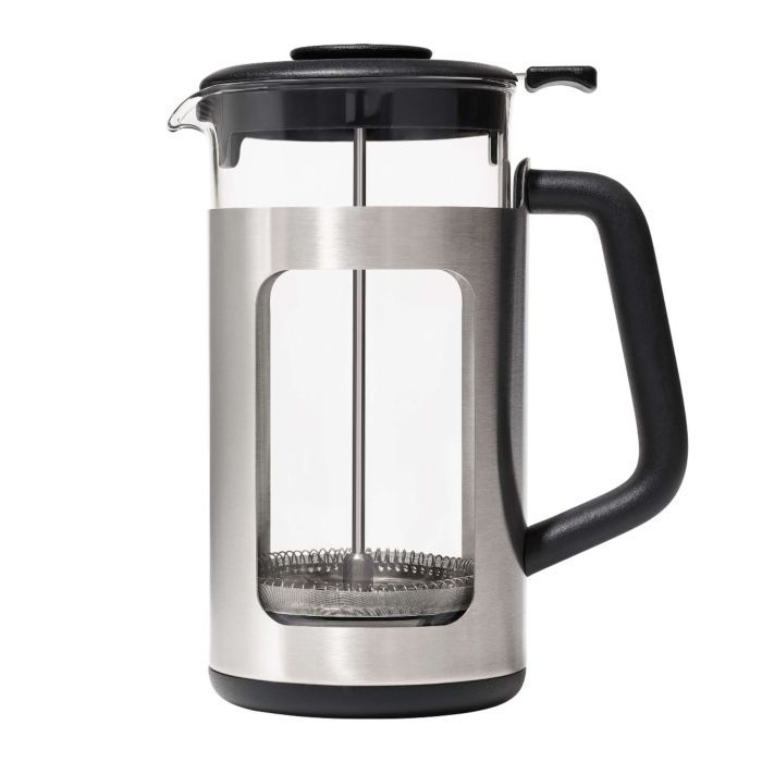 OXO French Press with Grounds Lifter