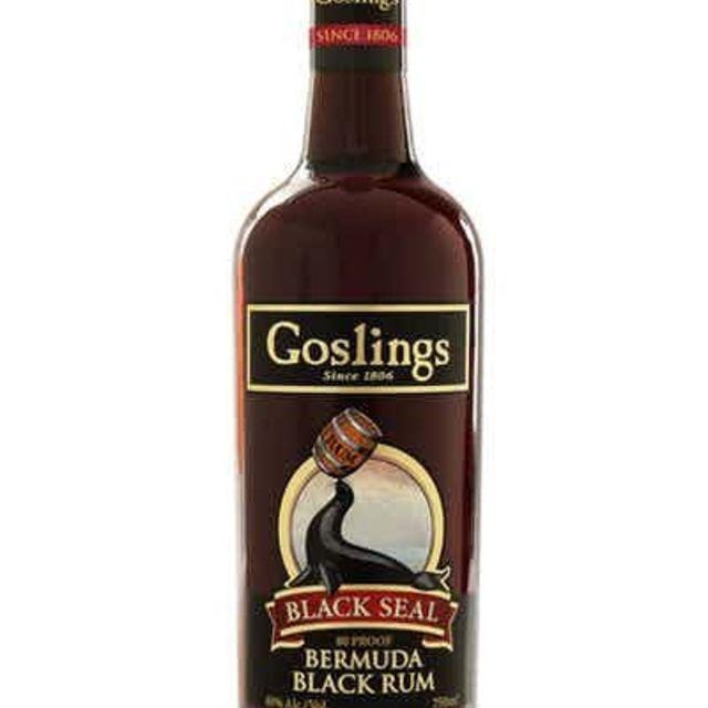 Goslings Back Seal Rum