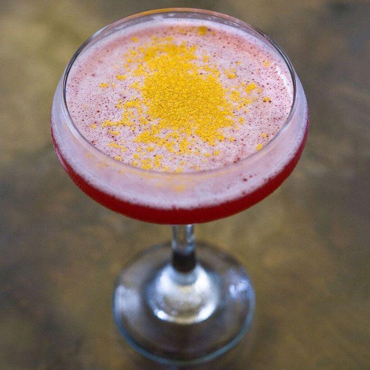 Golden Geisha cocktail