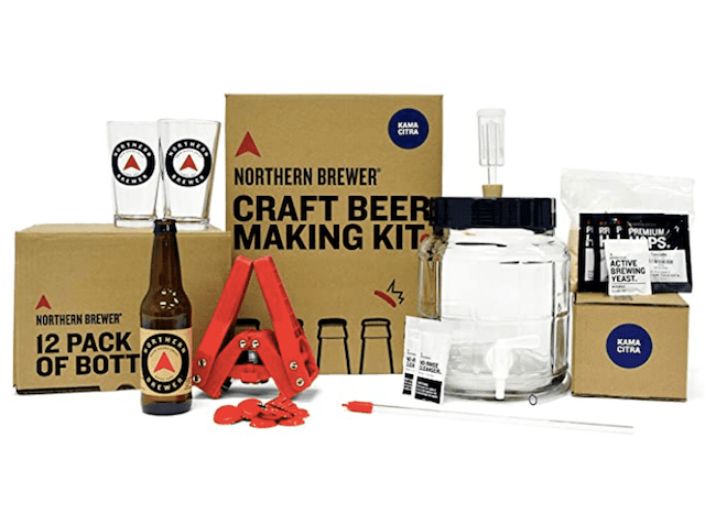 Northern Brewer Homebrewing Kit