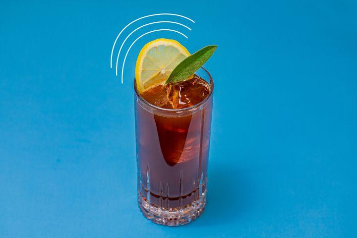 Averna Limonata cocktail