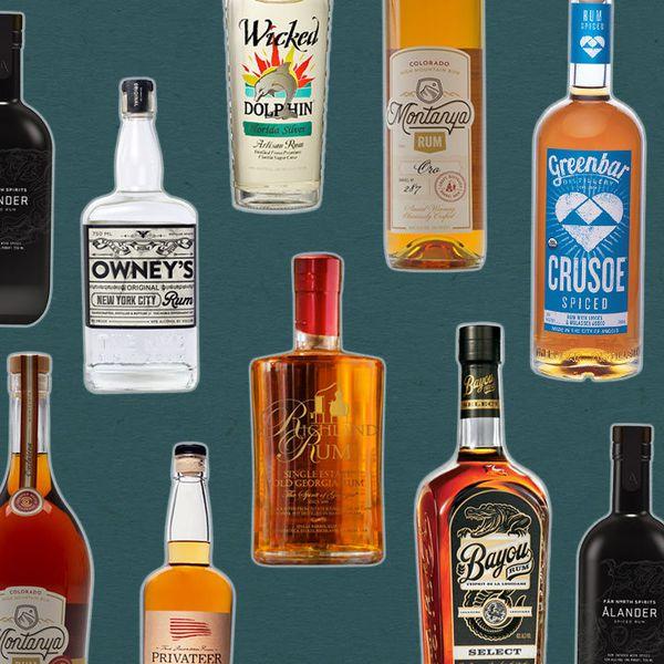 8 american rums